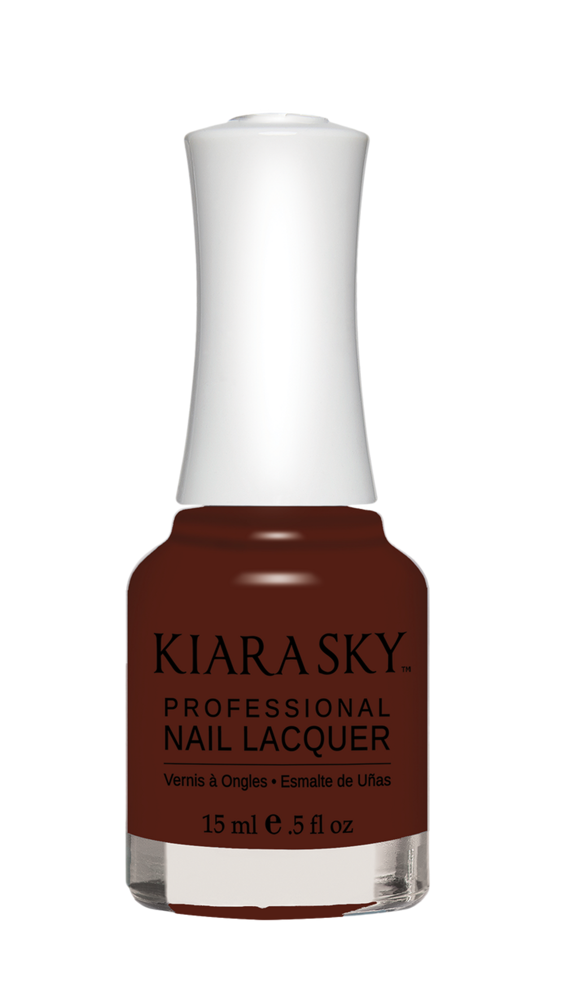 NAIL LACQUER - N571 HAUTE CHOCOLATE - Kiara Sky Professional Nails
