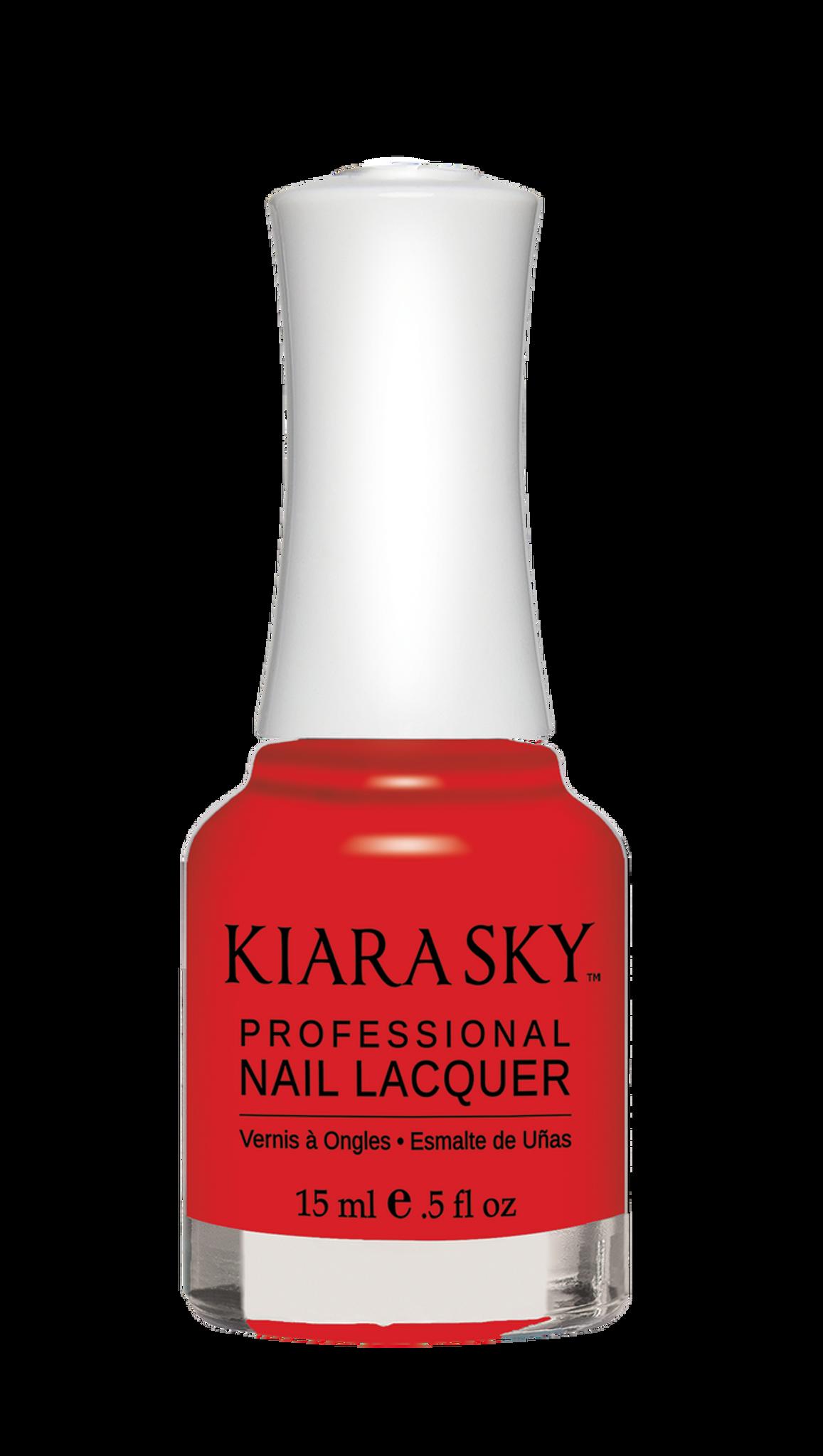 NAIL LACQUER - N577 DANGER - Kiara Sky Professional Nails