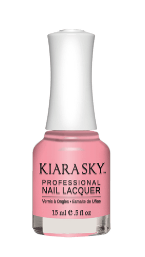 NAIL LACQUER - N402 FRENCHY PINK
