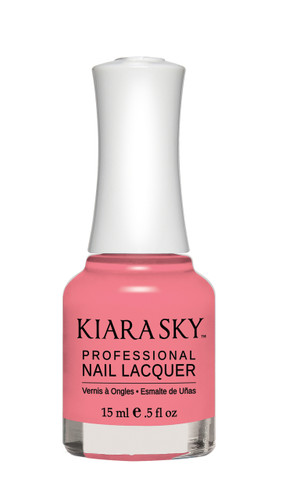 NAIL LACQUER - N407 PINK SLIPPERS