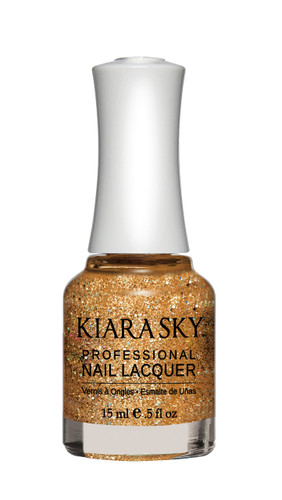NAIL LACQUER - N433 STRIKE GOLD