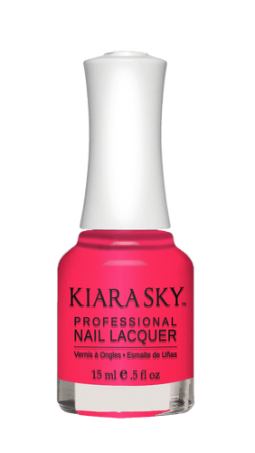 NAIL LACQUER - N446 DONT PINK ABOUT IT