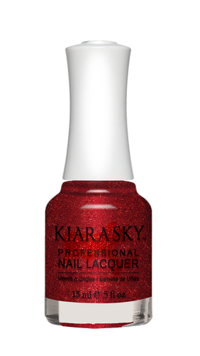 NAIL LACQUER - N480 LET'S GET REDICULOUS