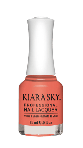 NAIL LACQUER - N490 ROMANTIC CORAL