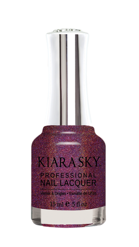 NAIL LACQUER - N911 BUBBLY