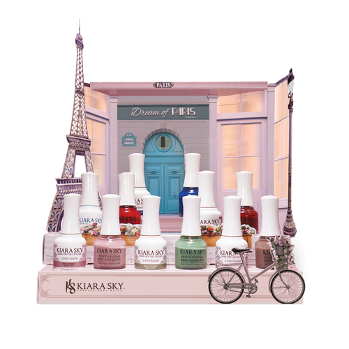 DREAM OF PARIS COLLECTION (567-572)