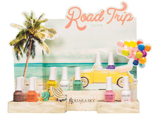ROAD TRIP COLLECTION IN GEL AND LACQUER