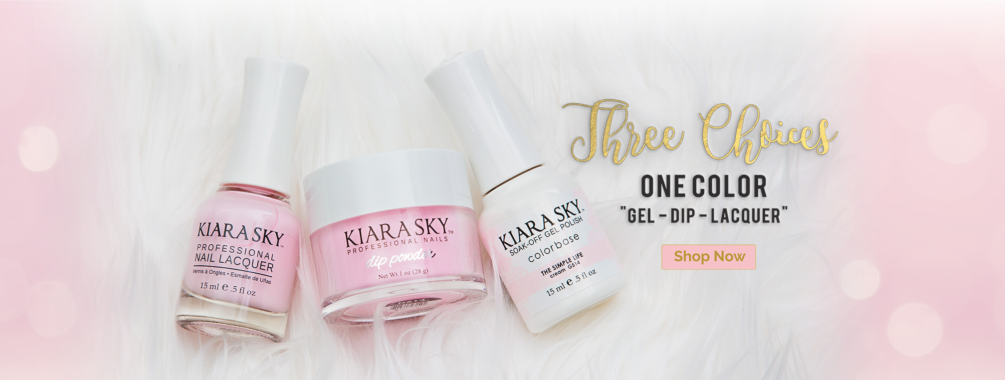 Kiara Sky Professional Nails | Powder Nail Polish