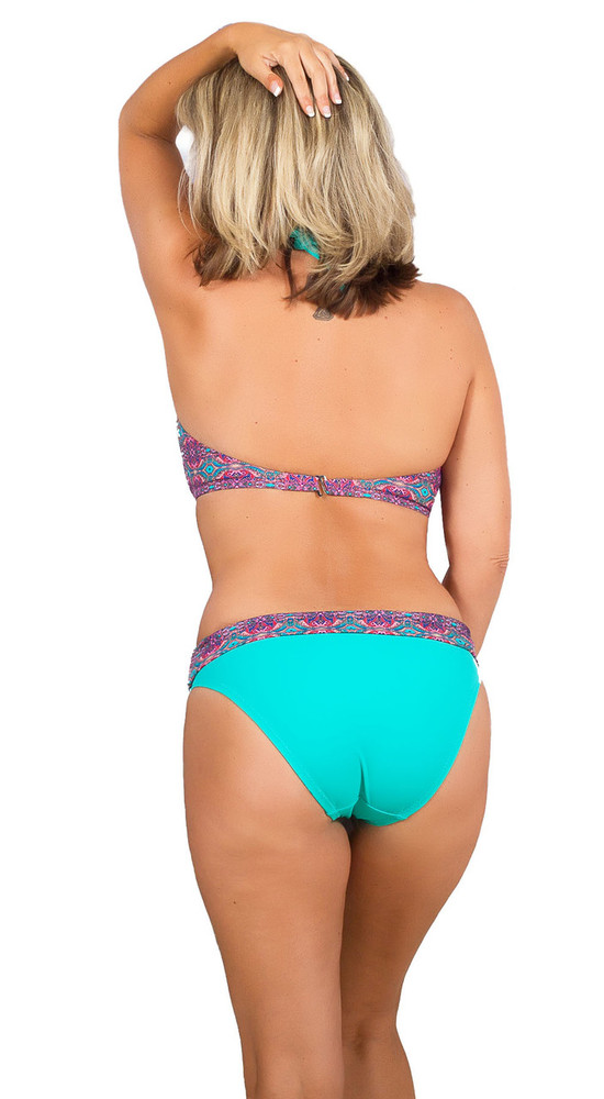 Women's  Bikini Bottom with band  #47 Sizes 0-18