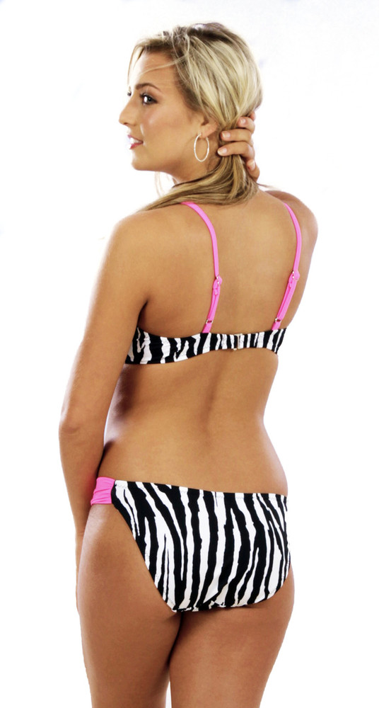 Women's Padded Push Up Underwire Bikini top #905 Bra Sizes AA-D