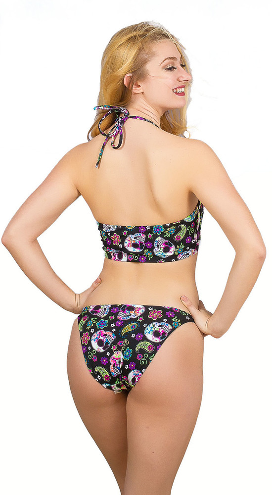Women's Narrow Side Bikini Bottom #13 Sizes 0-18