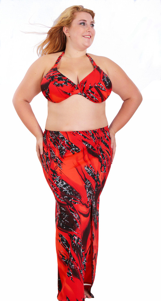 Women's Long Cover-up Skirt #7047 Sizes XXS-XL