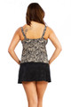 Women's  Bra Tankini Swim top with Great coverage and support #150  Bra Sizes D-G