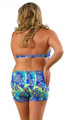 """Fully Lined Shorts Lower on Waist 3"""" inseam #73W Sizes 18-20"""