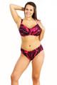 Women's Plus V Front & Back Bikini Bottom #37W Sizes 14-22