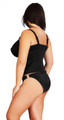 Women's Moderate Bikini Bottom with Rings #66 Sizes - 0-26