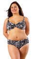 Women's Plus Conservative Bikini Bottom #28W Sizes 18-24