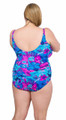 Underwire One Piece Designed for E-I Cups #3008W Sizes 18-28