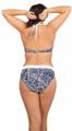 Women's Halter Bikini Triangle Top #503 Bra Sizes B-H cup