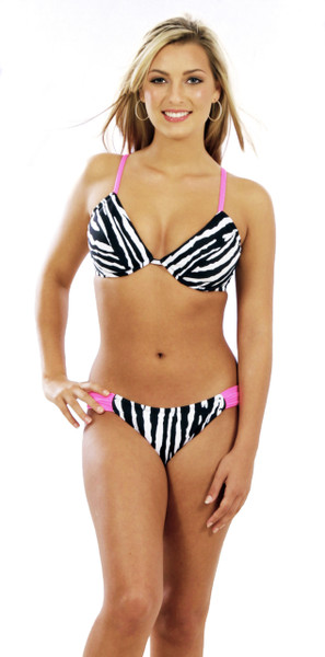 Ruched Soft Side Bikini Bottom #82 Sizes 0-18