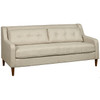 Mid Century Ready to Assemble Sofa in Lunar Linen - DS-A190-680-485