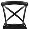 Bowery Dining Chair - Black