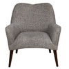 Essex Arm Chair - Grey