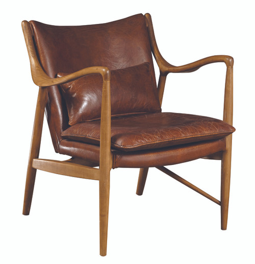 Anderson Wood Frame Arm Chair- P006201