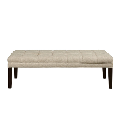 Upholstered Buiscut Tufted Bed Bench - DS-8626-400