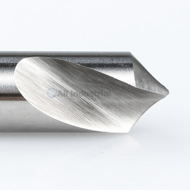 "YG1 0081L | NC Spotting Drill 8% Cobalt HSS 1/8"" 90 Degree"