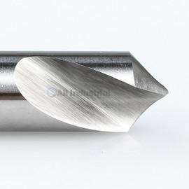 "YG1 0241L | NC Spotting Drill 8% Cobalt HSS 3/8"" 90 Degree"