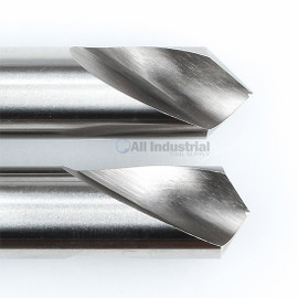 "YG1 0401L / 2401L   NC Spotting Drill 8% Cobalt HSS 5/8"" 90 & 120 Degree 2pc Set CNC Machine"