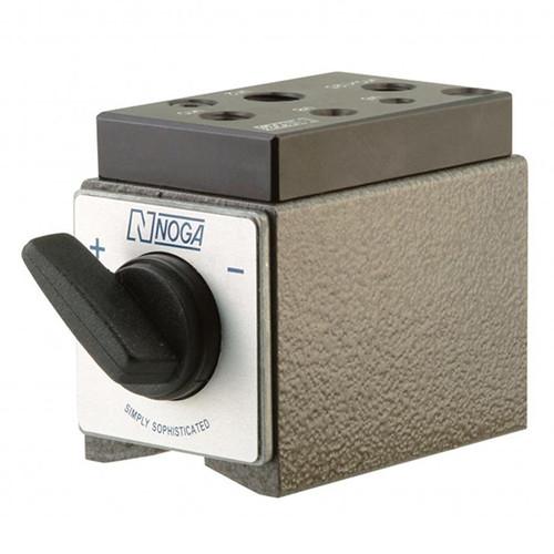 Noga DG1003 | Fine Adjust Magnetic Base 220lb Holding Power Multiple Thread