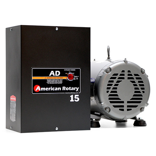 American Rotary AD15 | 15HP 240V AD Series Rotary Phase Converter