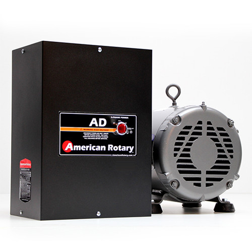 American Rotary AD25 | 25HP 240V AD Series Rotary Phase Converter