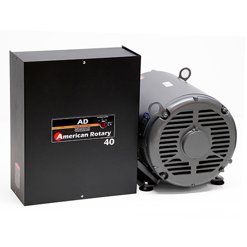 American Rotary AD40 | 40HP 240V AD Series Rotary Phase Converter