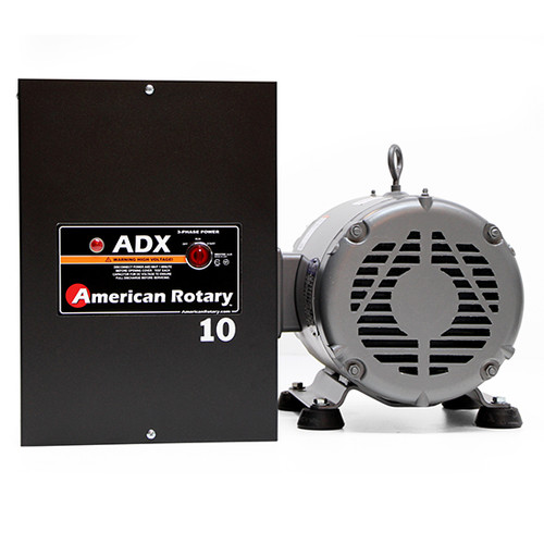 American Rotary ADX10 | 10HP 240V ADX Series Rotary Phase Converter