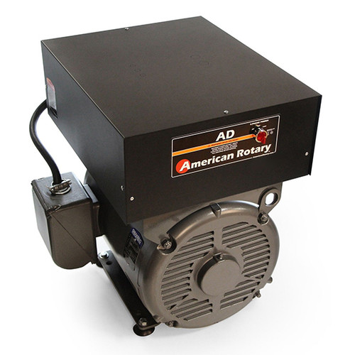 American Rotary AD75FM | 75HP 240V AD Series Floor Mount Rotary Phase Converter