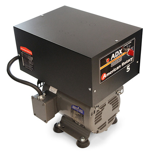 American Rotary ADX05FM | 5HP 240V ADX Series Floor Mount Rotary Phase Converter