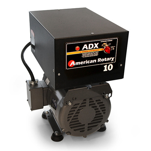 American Rotary ADX10FM | 10HP 240V ADX Series Floor Mount Rotary Phase Converter