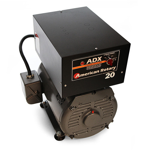 American Rotary ADX20FM | 20HP 240V ADX Series Floor Mount Rotary Phase Converter