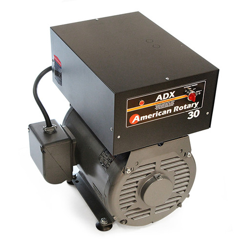 American Rotary ADX30FM | 30HP 240V ADX Series Floor Mount Rotary Phase Converter