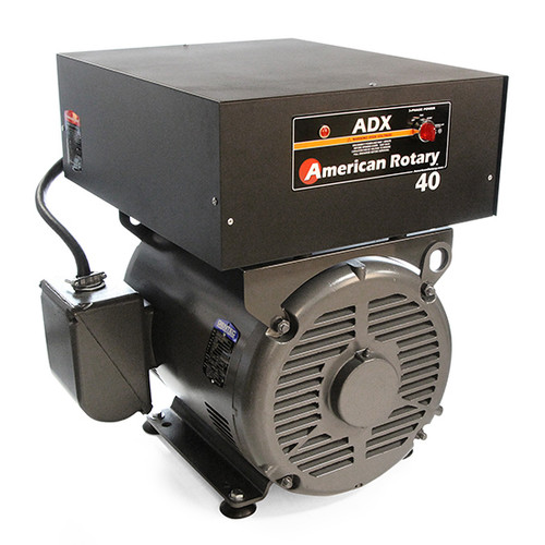 American Rotary ADX40FM | 40HP 240V ADX Series Floor Mount Rotary Phase Converter
