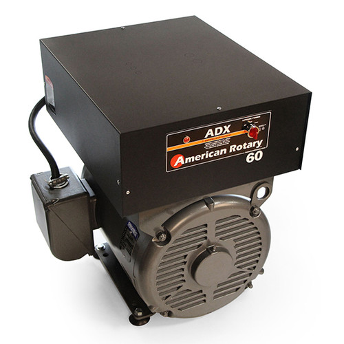 American Rotary ADX60FM | 60HP 240V ADX Series Floor Mount Rotary Phase Converter