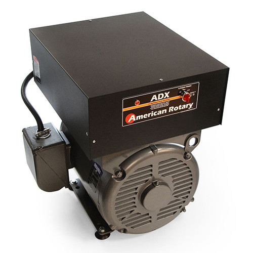 American Rotary ADX150FM | 150HP 240V ADX Series Floor Mount Rotary Phase Converter
