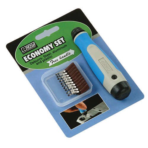 Noga NG8050 | 21pc N Economy Set - N Holder & 20 Pack of N1 Blades