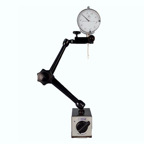 "All Industrial 52000 0-1"" Dial Indicator & Noga DG1033 Magnetic Base"