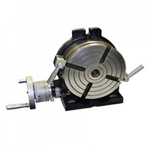 """All Industrial 45000   8"""" Horizontal/Vertical Rotary Table"""