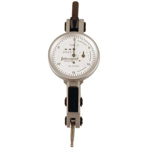 Interapid 312B-2 | 0-15-0 Horizontal Type Dial Test Indicator