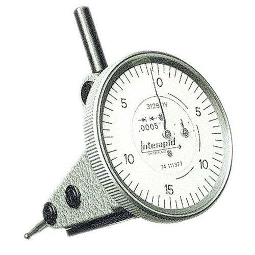 Interapid 312B-3V | 0-4-0 Vertical Type Dial Test Indicator